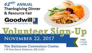 goodwill industries of the chesapeake inc to hold 60th annual