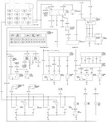 1989 jeep wrangler wiring schematic wiring diagram