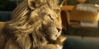 What Does Ikea Mean Ikea And A Friendly Lion U0027relax Into Greatness U0027 In Charming New Ad