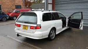 mitsubishi galant vr4 wagon 1997 mitsubishi legnum vr4 exhaust sound youtube