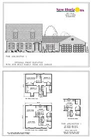 model homes u0026 floor plans marion il horizons homes inc