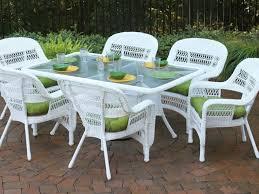 7pc Patio Dining Set - patio 27 bar height patio dining sets patio dining sets