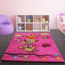 girls bedroom rugs childrens rug kids carpet girls room pink nursery mat playroom