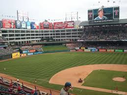 lexus club toronto globe life park section 221 rateyourseats com