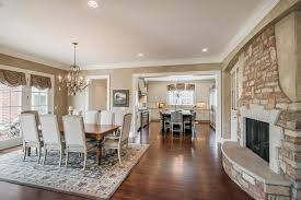 Traditional Dining Room With Hardwood Floors  French Doors In New - Dining room with french doors