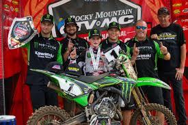 ama motocross nationals kawasaki team green 2017 ama amateur national motocross