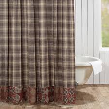 Shower Curtain Brands Dawson Shower Curtain By Vhc Brands