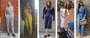 all into one jumpsuit tiw trend tuesdays this week you ve been styling jumpsuits up a