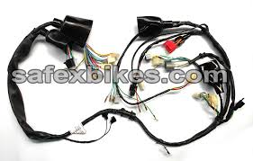 wiring harness cbz extreme es swiss motorcycle parts for hero