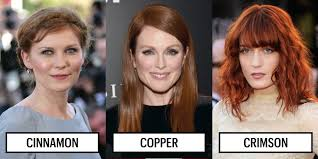 hair color vs skin tone hair and model
