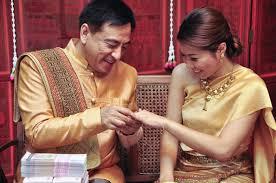 thai wedding dress why not choose a traditional thai wedding dress in glowing silk