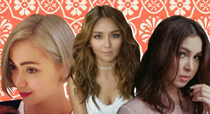 kathryn bernardo hair style beauty inspo mid year hair makeover pegs from jodi kathryn and