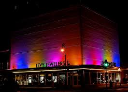 Planters Tavern Savannah by Levy U0027s Jewelers Awash In Jewel Tone Flood Lights Savannah Ga