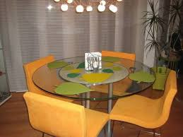 Glass Round Kitchen Table by 127 Best Round Dining Table Images On Pinterest Round Tables
