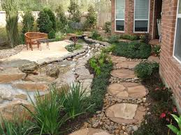 Pavers In Backyard by Backyard Landscaping With Pavers Outdoor Furniture Design And Ideas