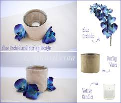 Blue Vases For Wedding Best 25 Orchid Wedding Centerpieces Ideas On Pinterest Wedding