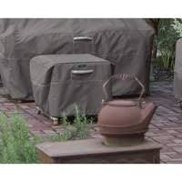 Classic Accessories Patio Furniture Covers by Classic Accessories Ravenna Taupe Outdoor Patio Furniture Cover