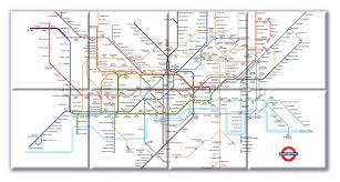map underground ceramic map tiles underground map from maps on