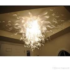 Modern Crystal Chandeliers For Dining Room by Discount White Modern Crystal Chandelier Murano Glass Chandelier