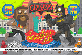Independence Ohio Map by Sneaker Con Cleveland U2013 March 26th 2016 U2013 Sneaker Con The