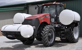 case ih patriot equipment
