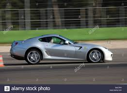 ferrari silver ferrari 599 gtb fiorano f1 model year 2006 silver driving
