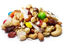 trail mix with honey oatmeal clusters recipe food network