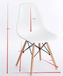 Esszimmerstuhl Isabell Charles U0026 Ray Inspiriert Eiffelturm Retro Design Wood Style Stuhl