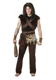 Halloween Costumes Girls Amazon Stone Age Man Costume Boys Girls Size 140 152 Festartikel