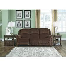 Contemporary Microfiber Sofa Chocolate Brown Microfiber Sofa