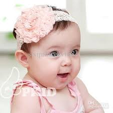 baby flower headbands baby flower headband children lace hairband baby flower