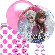 balloons in a box disney s frozen helium balloons in a box
