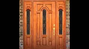 big front door solid wood entry doors modern doors youtube