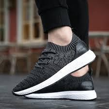 light shoes for mens men shoes men casual shoes summer breathable lace up flats fashion