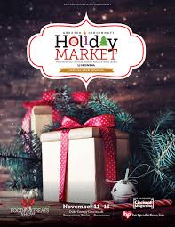 greater cincinnati holiday market official show program 2016 by