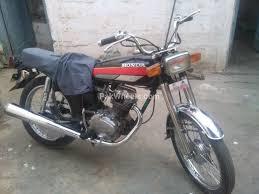 used honda cg 125 1978 bike for sale in karachi 90438 pakwheels