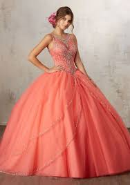 orange quinceanera dresses mori vizcaya quinceañera dress style 89127cr quinceanera mall
