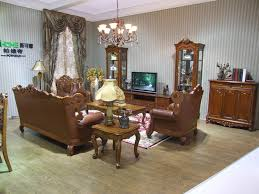 Wooden Living Room Sets Solid Wood Living Room Furniture Playmaxlgc