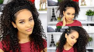 curly hairstyles for youtube