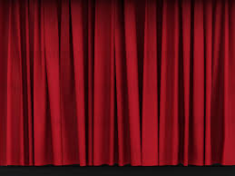 interesting red long curtains decorating with 20 ft long curtain