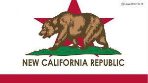 California State Flag New California Group Pushing To Divide The Golden State