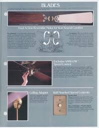 fasco fan motor catalogue fasco worlds fair catalog 1982