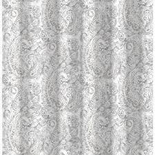 paisley shower curtains you u0027ll love wayfair