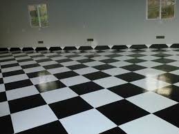 Garage Floor Finishes Black Epoxy Garage Flooring Roselawnlutheran