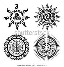 polynesian tattoo stock images royalty free images u0026 vectors