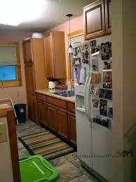 mom u0027s kitchen dark u0026 gloomy to bright u0026 airy