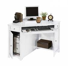 15 best collection of white corner computer desk