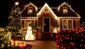 Christmas Outdoor Christmas Decorations Snowman And Nutcracker House