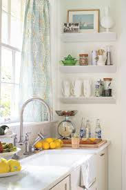 ideas for small kitchen designs small kitchen design ideas southern living