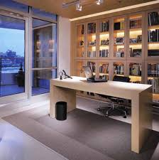 modern home library office home design